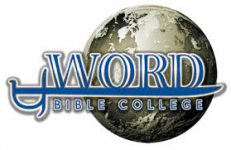 Logo of Word Bible College